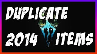 How to Duplicate Items in Skyrim || PC