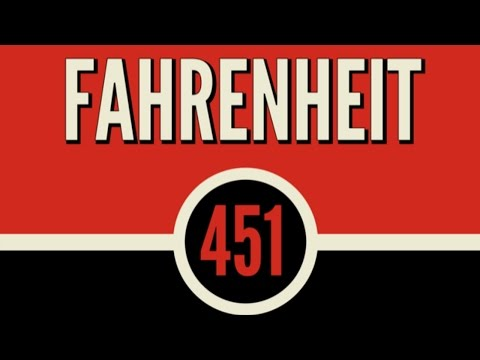 Fahrenheit 451: The Hearth and the Salamander pt. 1