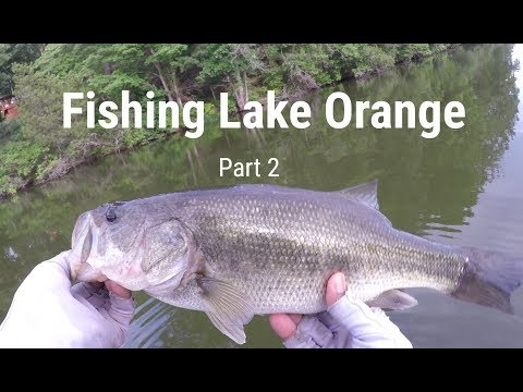First Time Fishing LAKE ORANGE | Tips From Anglers Landing Part 2