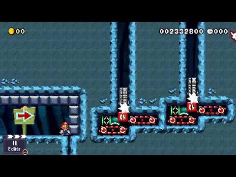 Mario Gains infinite points in SMMWE 2.0.0 B3