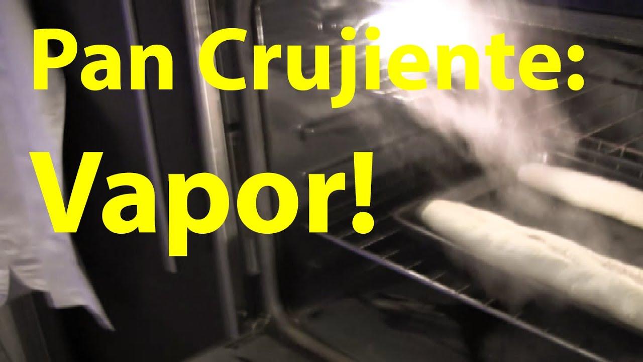 Cómo agregar vapor al horno? paso a paso - YouTube