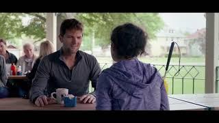 Слепой мужчина впервые увидел свою жену и сына
