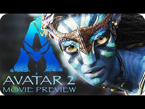 AVATAR 2 Movie Preview (2020) What to expect from the Avatar Sequels en streaming
