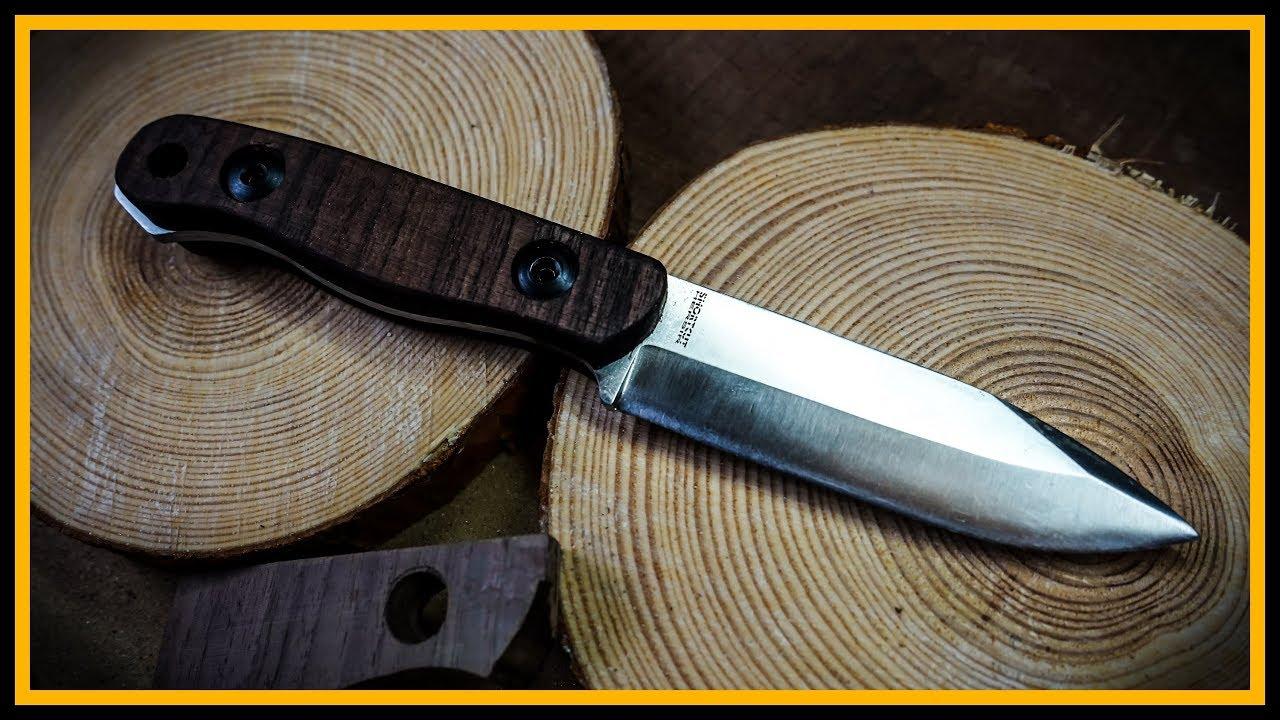 Messer Griffschalen für das BE-X Hersir basteln - Outdoor ...
