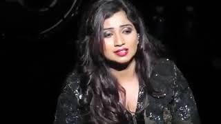 Tujhme rab dikhta hai live by Shreya Ghoshal