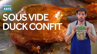 Sous Vide Duck Confit | Serious Eats