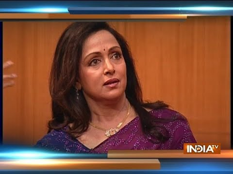 Hema Malini talks about her love story and her father's reaction