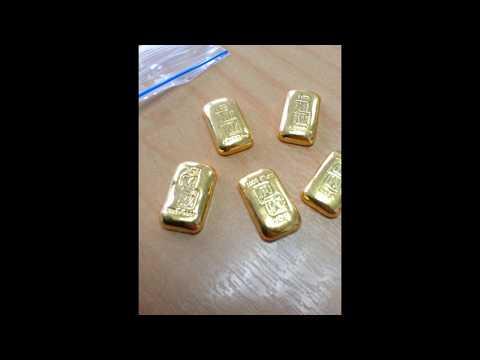 1 oz gold ingot - BuyBullion