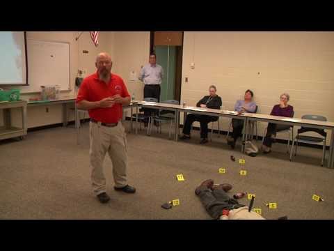 Crime Scene Investigation & Photography 2015