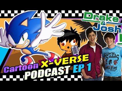 Cartoon X-Verse Podcast - 1 - Nickelodeon Sitcoms - Netflix good Stuff - SPANISH Animation -