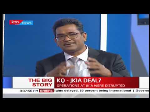 The Big Story: Operations at JKIA disrupted
