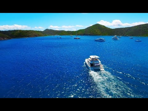 MarineMax Vacations: Views of the British Virgin Islands