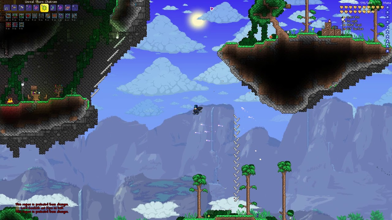 Terraria 1 3 (Dark Gaming) - Free-For-All PvP