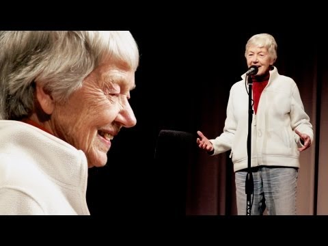 Falling in Love at 81 - THE MOTH from YouTube · Duration:  9 minutes 6 seconds