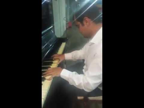 em algum lugar em poços de caldas mg...uma noite magica com esse pianista
