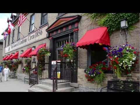 Video Of Merrickville Village