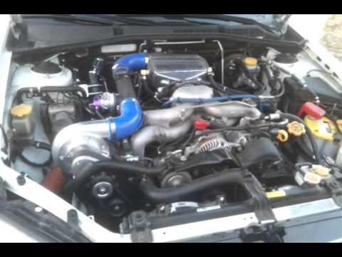 2006 subaru impreza hatchback turbo kit