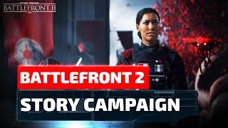 Star Wars Battlefront 2 - Story Campaign