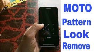 moto xt1706 pattern lock remove