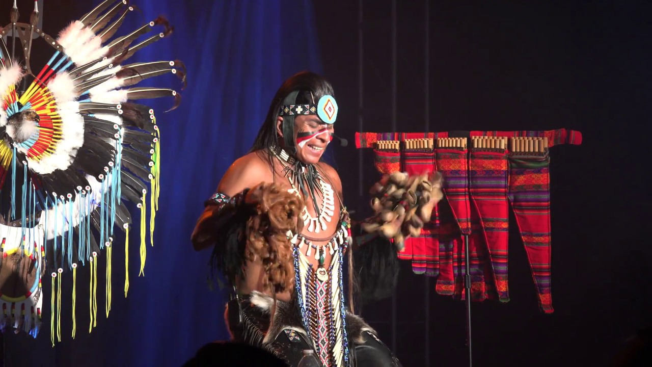 Last of the Mohicans-Alexandro Querevalú Live at The Space, Las Vegas