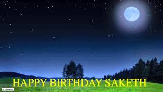 Saketh   Moon La Luna - Happy Birthday