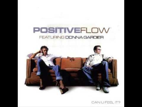 Positive Flow Feat Donna Gardier     The City Streets
