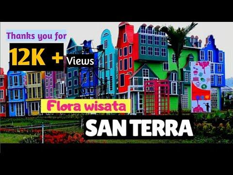 flora-wisata-san-terra-tempat-wisata-baru-yang-banyak-spot-fotonya||-by:bukitargon-motovlog