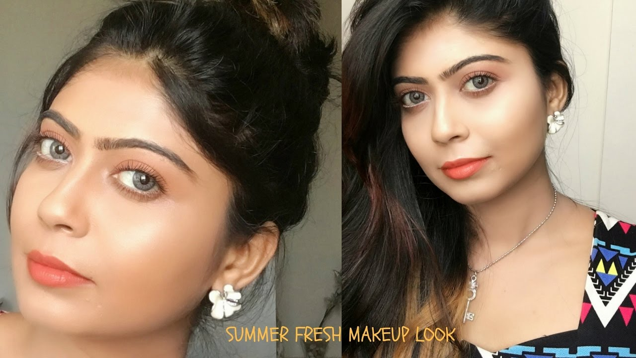 Download Summer fresh makeup Tutorial | Rinkal Soni