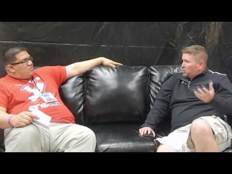 Youth Conference 2014 - Pastor Dean Interview