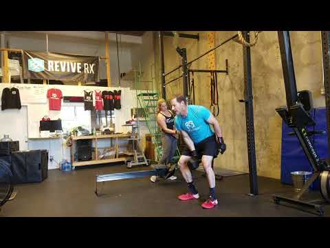 Steve Crane 18.1 Open workout - 329