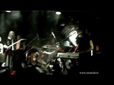 Смотреть клип индастриал рок Экзорцист Exorcist онлайн бесплатно в качестве