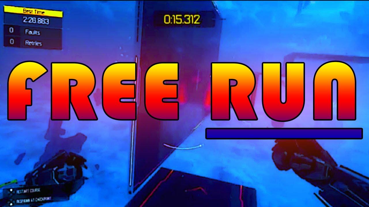 free run mode