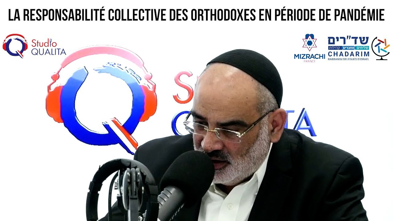 La responsabilité collective des orthodoxes en période de pand