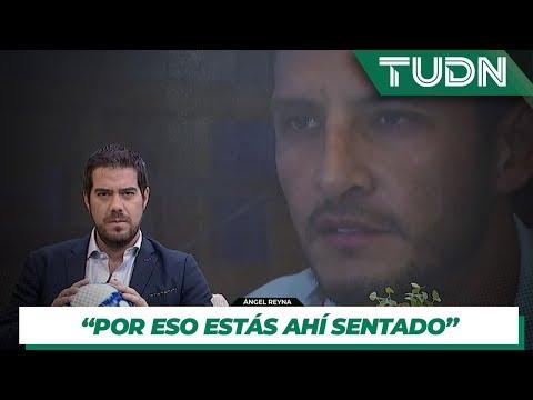 ¡Ángel Reyna se enfrasca en fuerte discusión con Arturo Villanueva!   TUDN