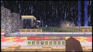 Minecraft Sky Block Warriors w/Edgar And Friends