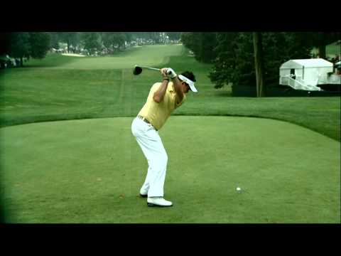 Golf Swings: Rory Sabbatini Slow Motion: 08/05/07