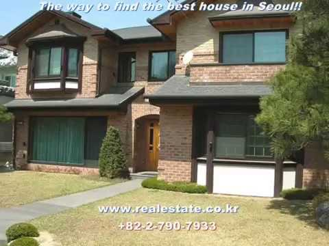 Luxury single family house in seoul korea for rent 005 - Mansions in south korea ...