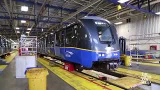Vancouver SkyTrain: A behind the scenes look at how the automated rail system works