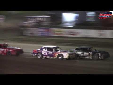 Dacotah Speedway WISSOTA Street Stock A-Main (8/24/18)