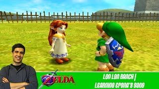 Lon Lon Ranch | Epona's Song [Malon] - The Legend of Zelda: Ocarina of Time 3D [#06]
