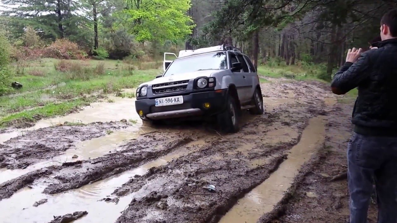 Off Road 4x4 Nissan Xterra Youtube
