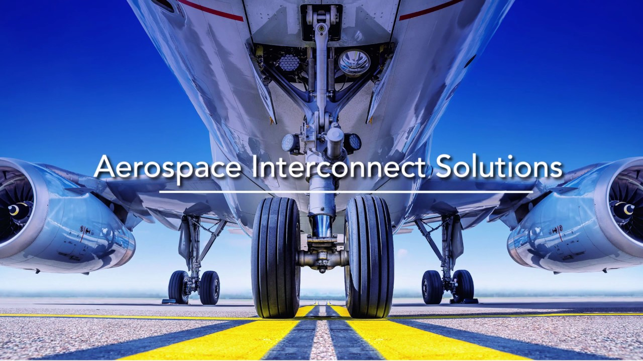 Connectors for Aviation | SOURIAU SUNBANK Connection