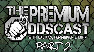 Premium Oddscast: UFC Fight Night 33 Betting Preview Part Two