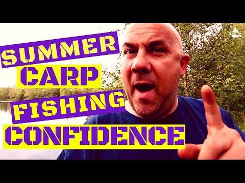 CARP FISHING SUMMER CONFIDENCE
