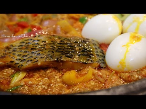 How to make Authentic Ghanaian Eggplant Abomu Recipe I Discover Ghanaian most flavourful dish