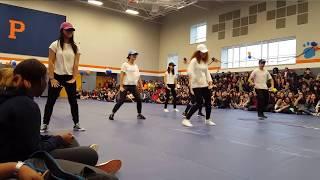 WPCP KPOP [TAK] Homecoming Pep Rally 2016