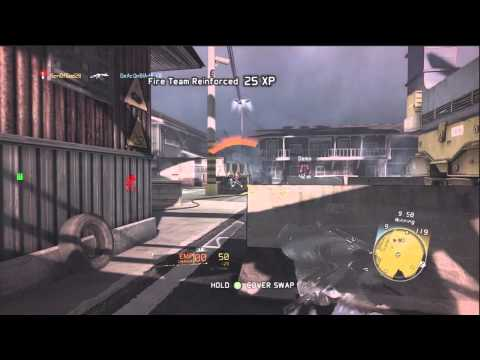Ghost Recon Future Soldier: Full Match on Harbor (Bodark Overtime Comeback) Part 1 of 2