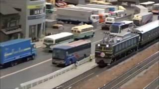 鉄道模型 令和に向かって、走れ!昭和、平成を駆け抜けた車両たち大集合 IN 鉄道模型カフェ浪漫 愛知県一宮市