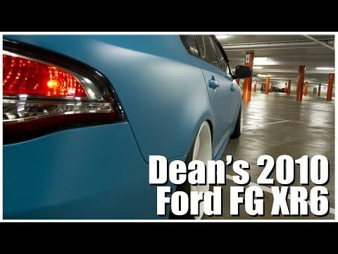 Dean's Ford FG XR6 (Slammed Productions)
