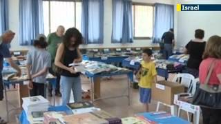 Israel's Favorite Book Store: Owner of Haifa secondhand bookstore famed for devotion to literature